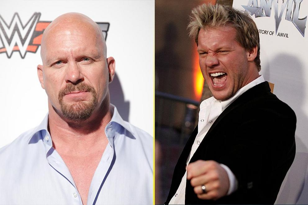 Greatest wrestler of all time: 'Stone Cold' Steve Austin or Chris Jericho?
