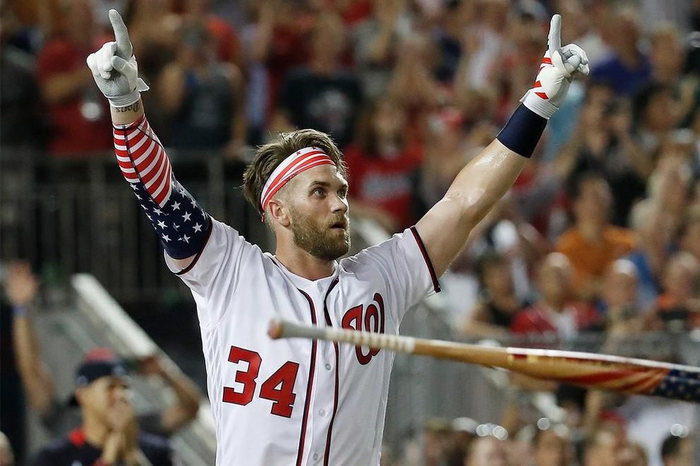 Did Bryce Harper cheat to win the Home Run Derby?