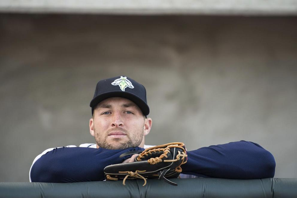 Can Tim Tebow make it in baseball?