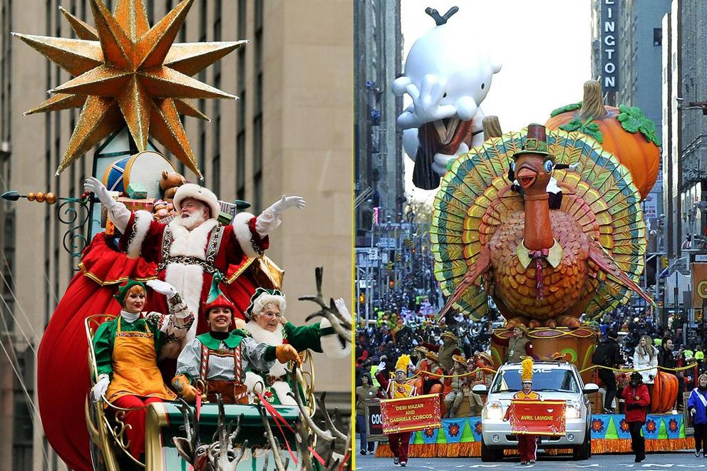 Should you celebrate Christmas before Thanksgiving?