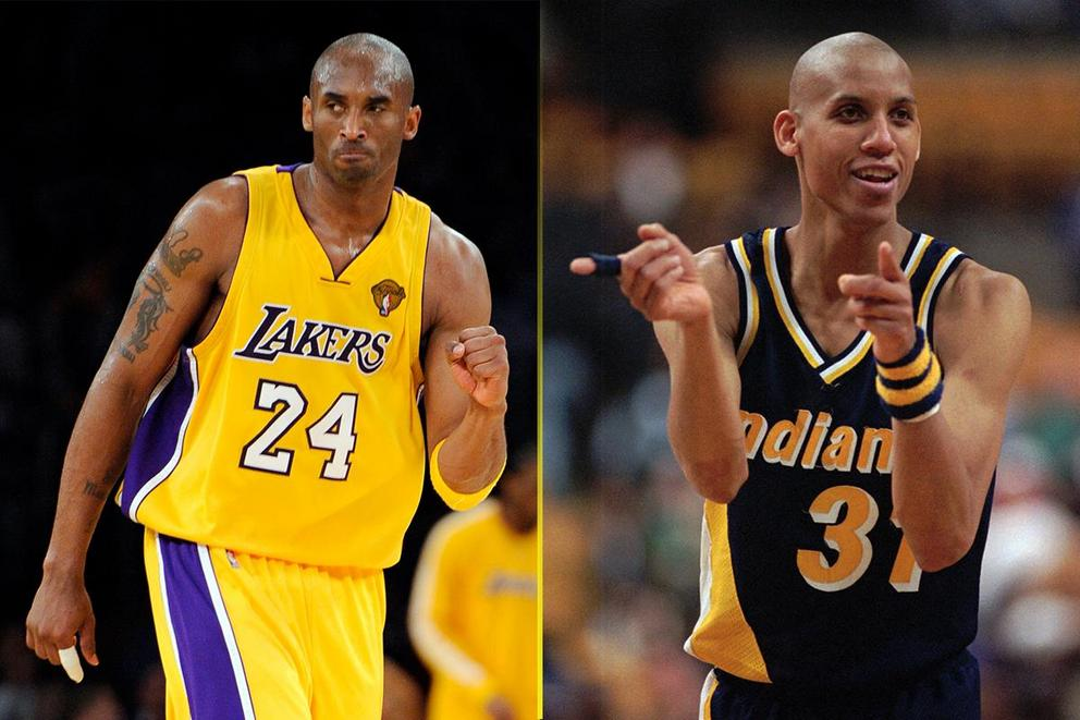 Most clutch NBA player: Kobe Bryant or Reggie Miller?