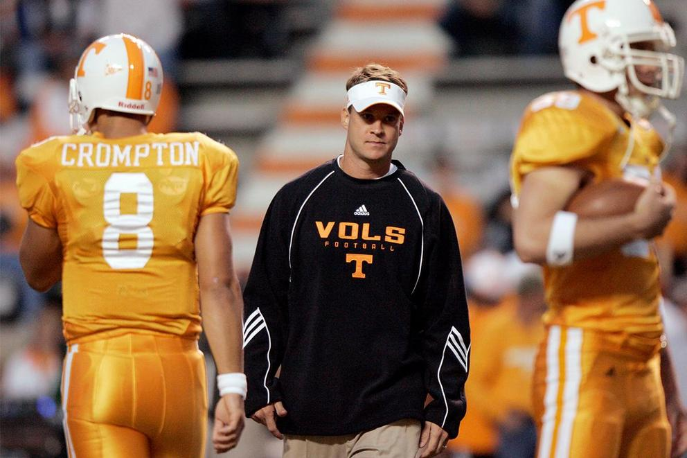 Should the Tennessee Volunteers welcome back Lane Kiffin?
