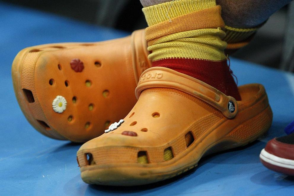Can Crocs ever be stylish?