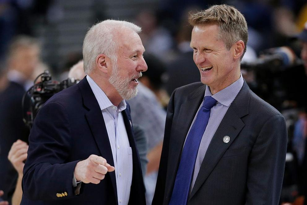 Most woke NBA coach: Gregg Popovich or Steve Kerr?