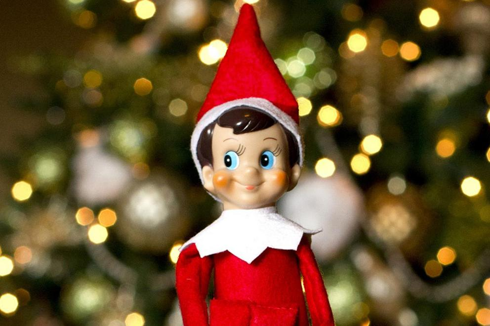 Is the Elf on the Shelf cute or just creepy?