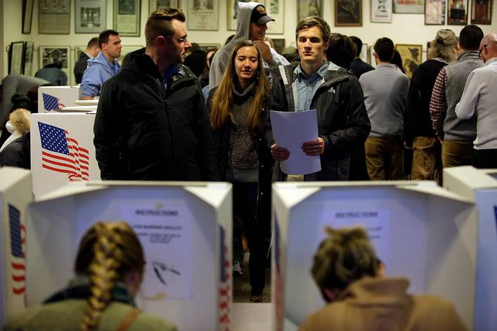 Should the U.S. lower the voting age to 16?
