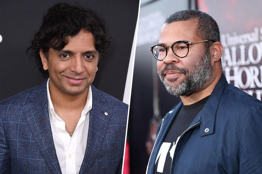 Favorite psychological filmmaker: M. Night Shyamalan or Jordan Peele?
