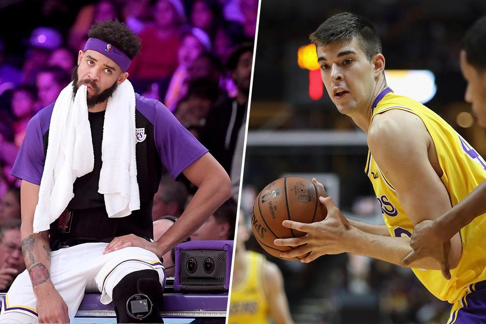 Which meme-iest Lakers center should be the starting: JaVale McGee or Ivica Zubac?
