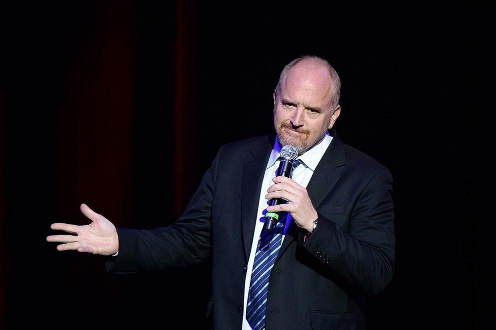 Does Louis C.K. really deserve a second chance?