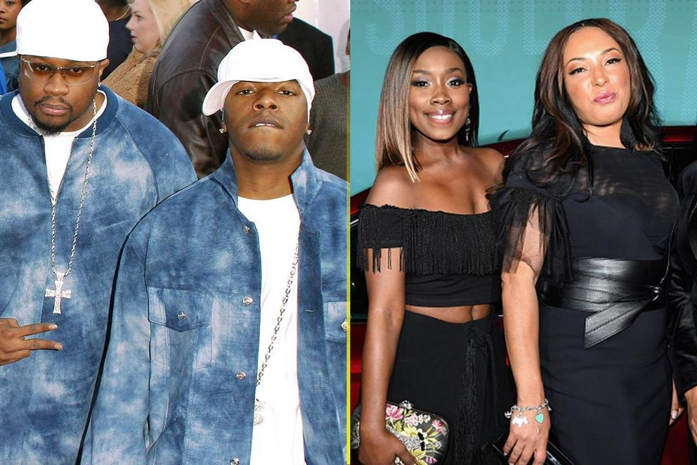 Which R&B group are you excited to see reunite: Dru Hill or 702?