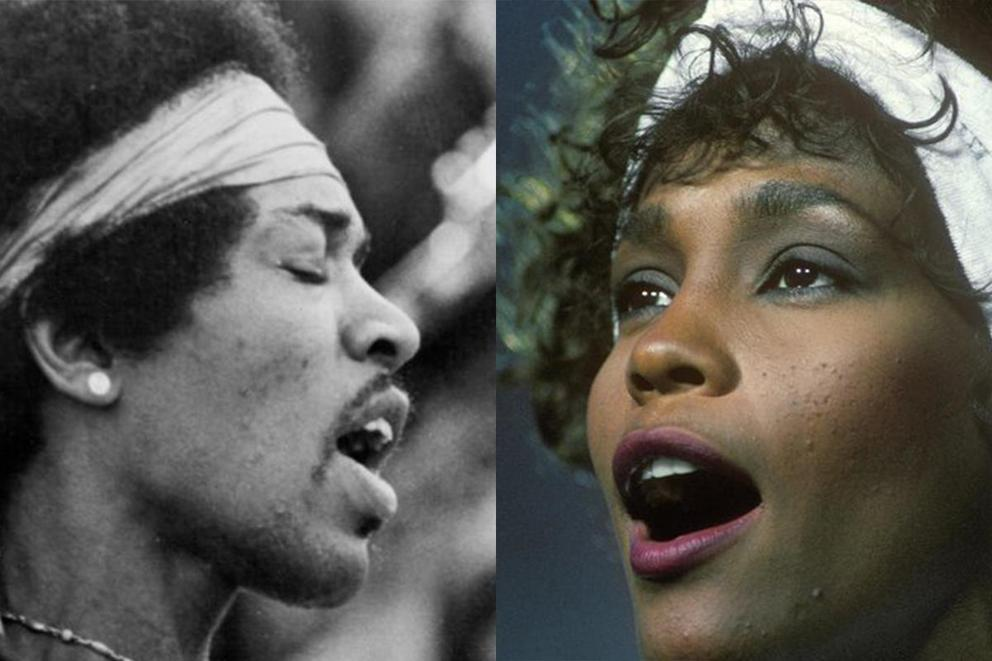 Who performed 'The Star-Spangled Banner' best: Whitney Houston or Jimi Hendrix?