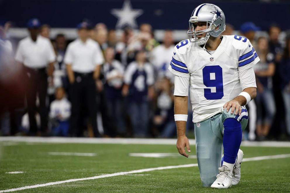 Should the Dallas Cowboys start Tony Romo at quarterback?