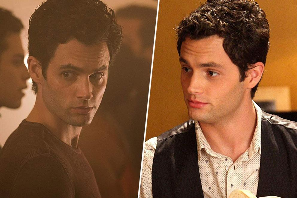 Favorite show starring Penn Badgley: 'You' or 'Gossip Girl'?