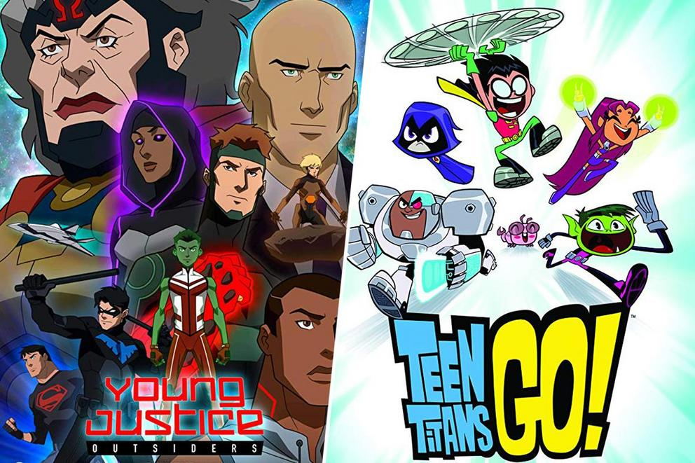 Favorite DC young hero cartoon: 'Young Justice' or 'Teen Titans Go!'?