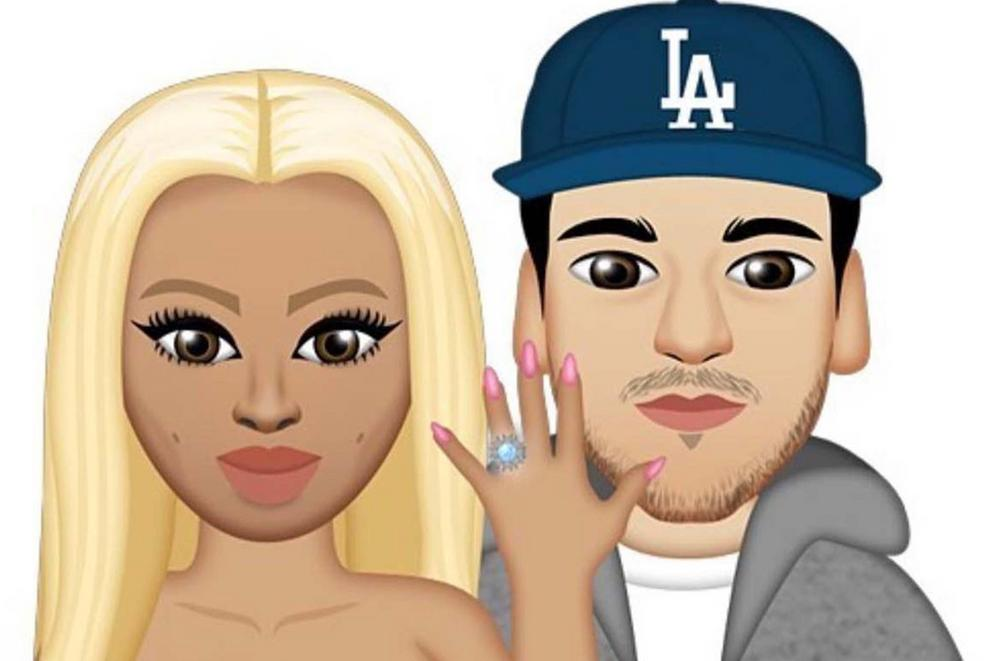 Are Blac Chyna and Rob Kardashian a real couple?