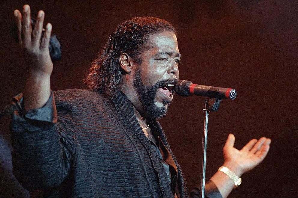 Which song is Barry White's best?