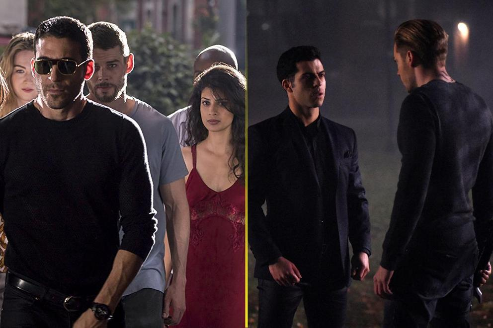 Which show will you miss the most: 'Sense8' or 'Shadowhunters'?