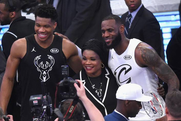 Who will win the All-Star Game: Team LeBron or Team Giannis?