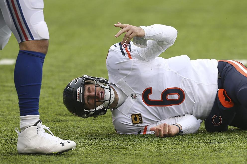 Should Jay Cutler call it quits?