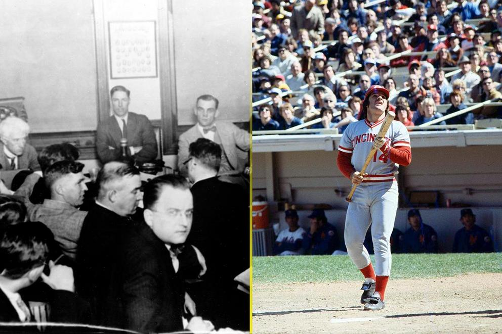 Worst baseball scandal: The Black Sox or Pete Rose?