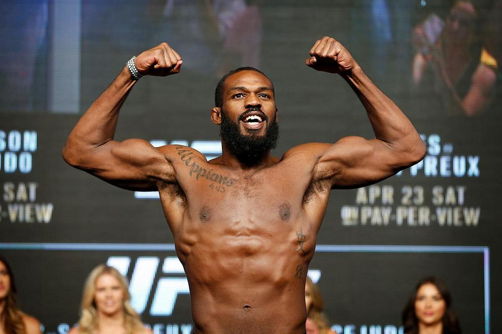 Should the UFC ban Jon Jones for life?