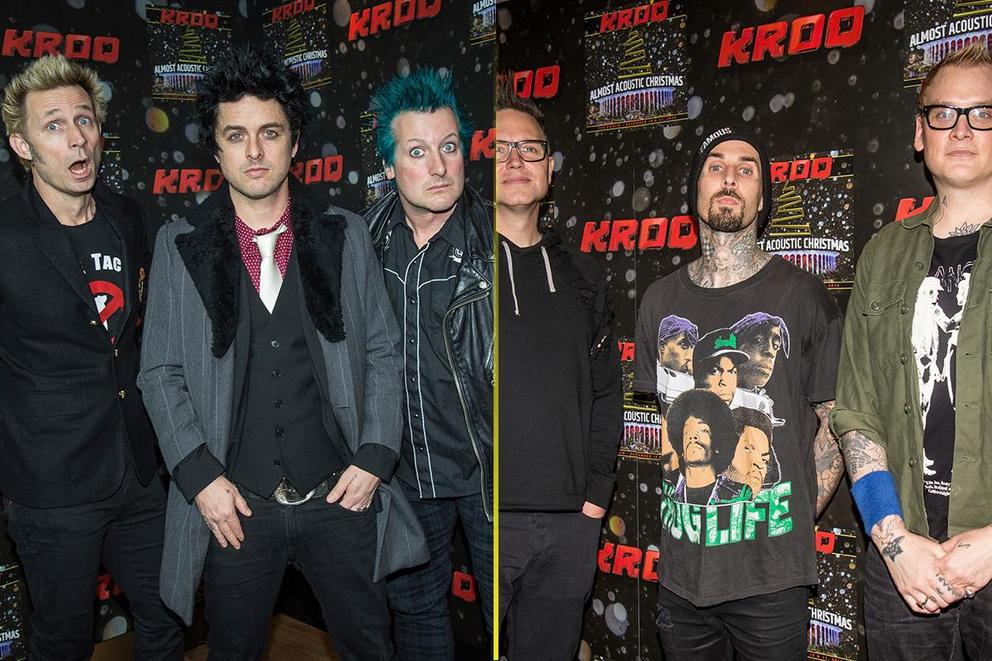 More iconic punk rock band: Green Day or Blink-182?