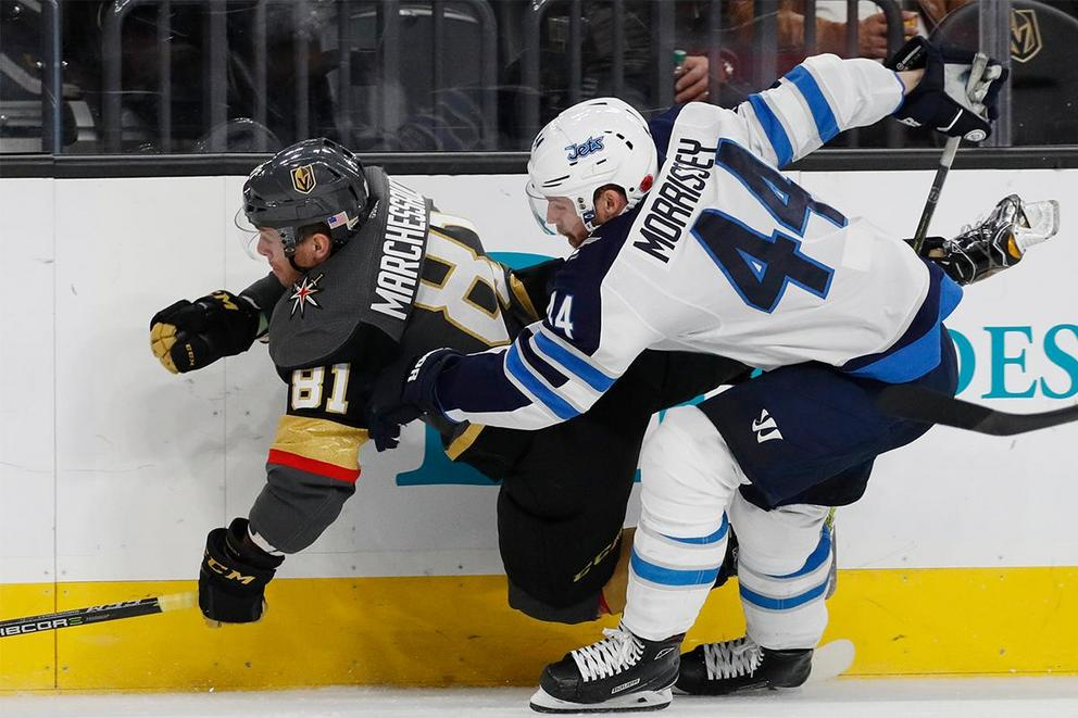 Who advances to the Stanley Cup Final: Golden Knights or Jets?
