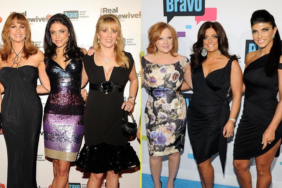 Favorite 'Real Housewives' series: 'New York' or 'New Jersey'?