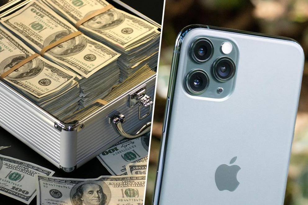 Would you rather get $1,000 or an iPhone 11?