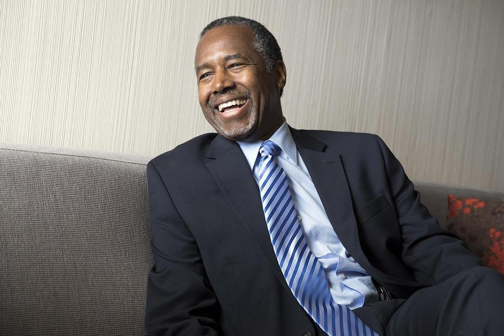 Would you let Ben Carson operate on your brain?