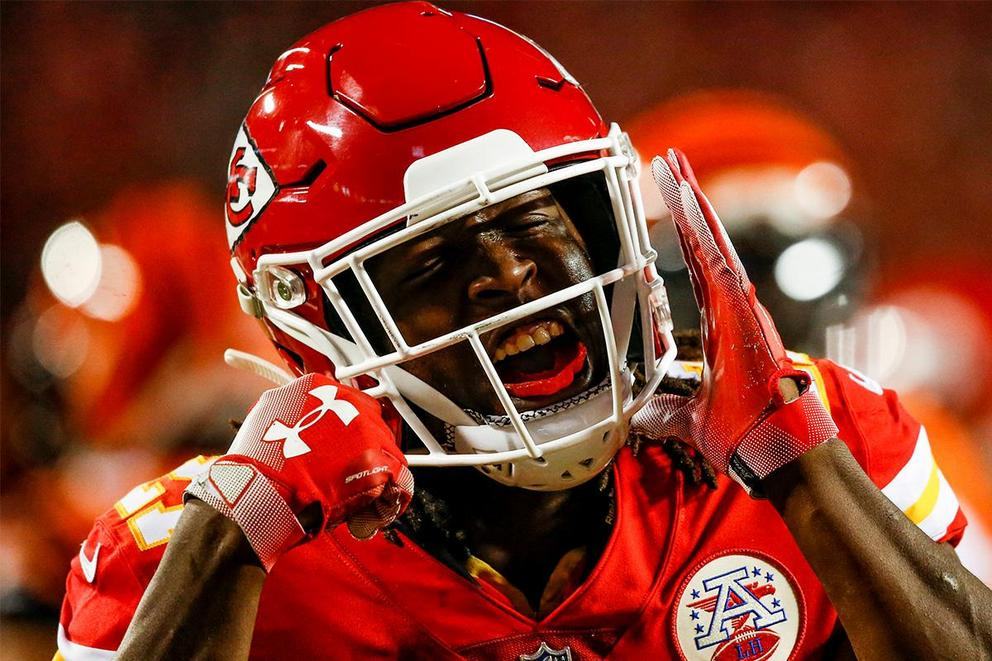 Should Kareem Hunt be banned from the NFL forever?