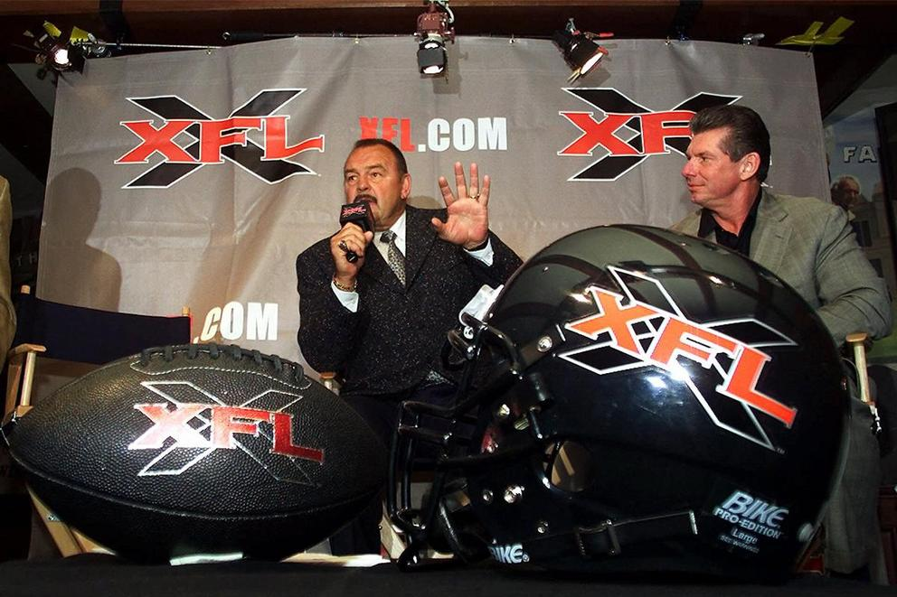 Are you excited for the return of the XFL?