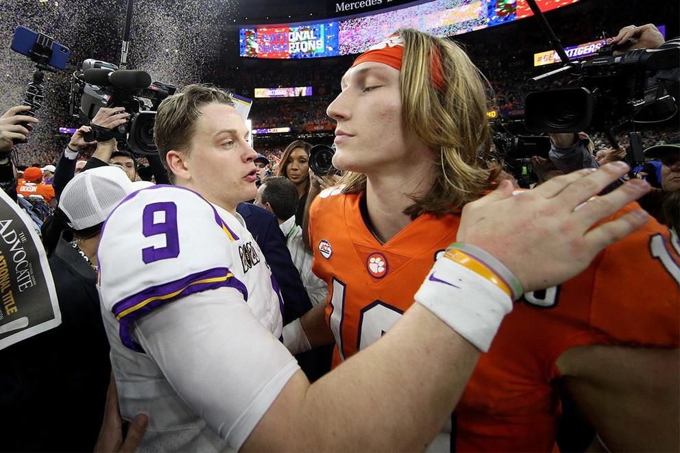 Who will have the better NFL career: Joe Burrow or Trevor Lawrence?
