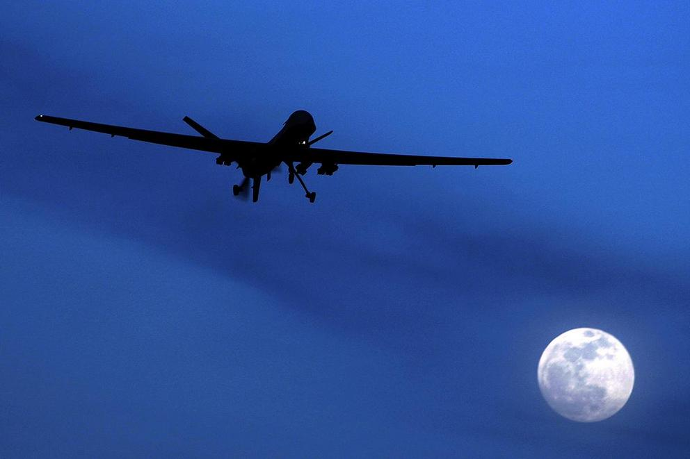Should the president have unchecked authority to use drones to kill enemies?