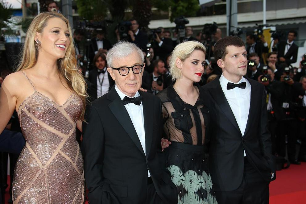 Is it wrong to work with Woody Allen?