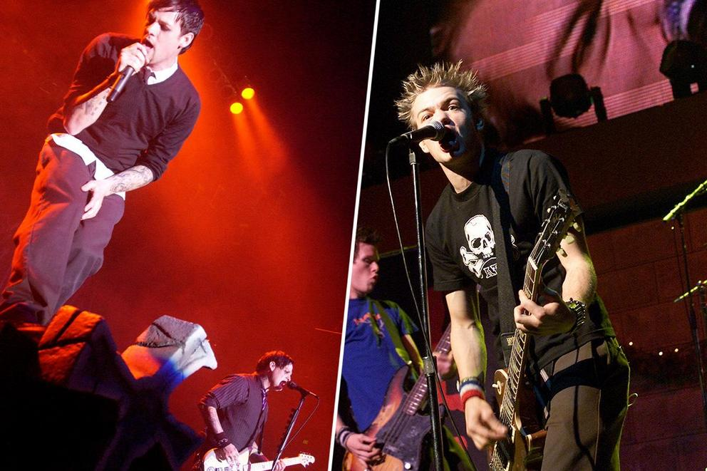 Favorite early '00s punk band: Good Charlotte or Sum 41?
