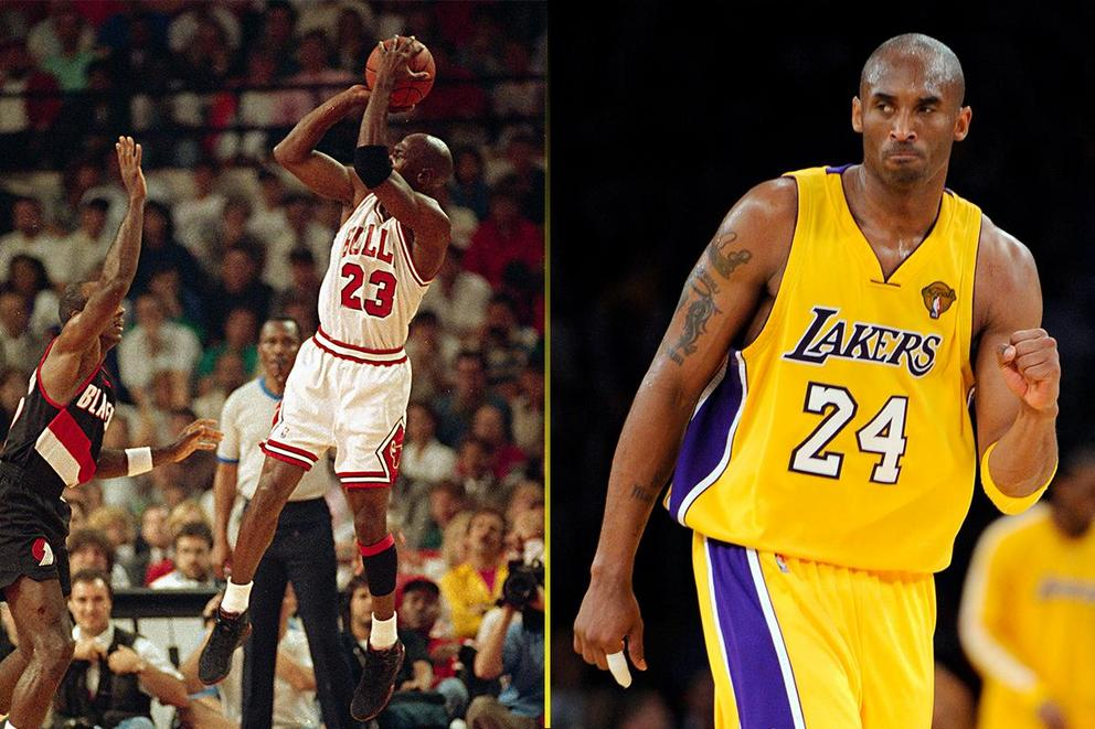 Most clutch NBA player: Michael Jordan vs. Kobe Bryant?
