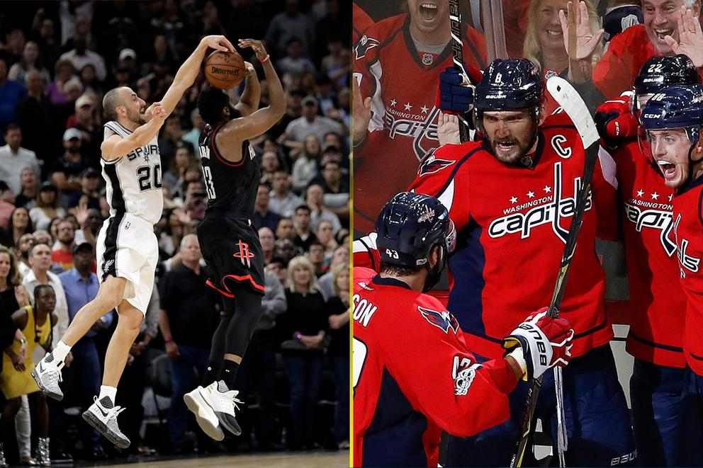 Which sport has the best playoffs: NBA or NHL?
