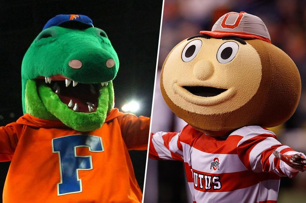 Best college mascot: Albert and Alberta Gator or Brutus?