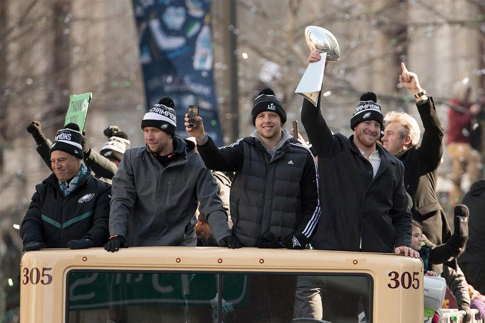 Will the Philadelphia Eagles repeat as Super Bowl champs?