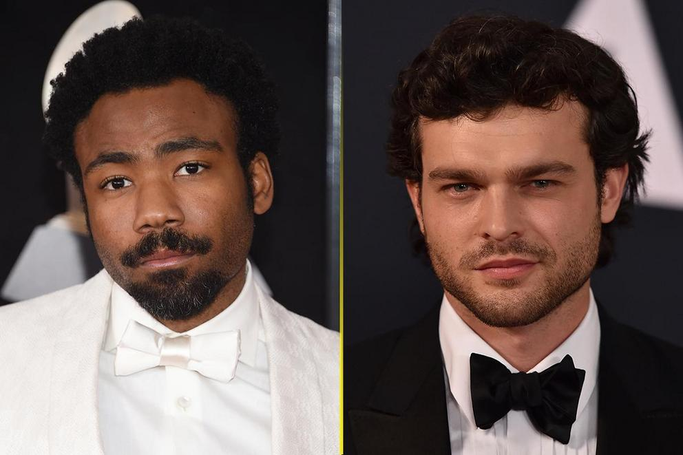 Which 'Star Wars' character is more badass: Young Lando or Young Han Solo?