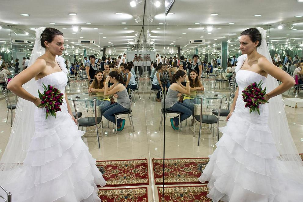 Would you buy your wedding dress online?