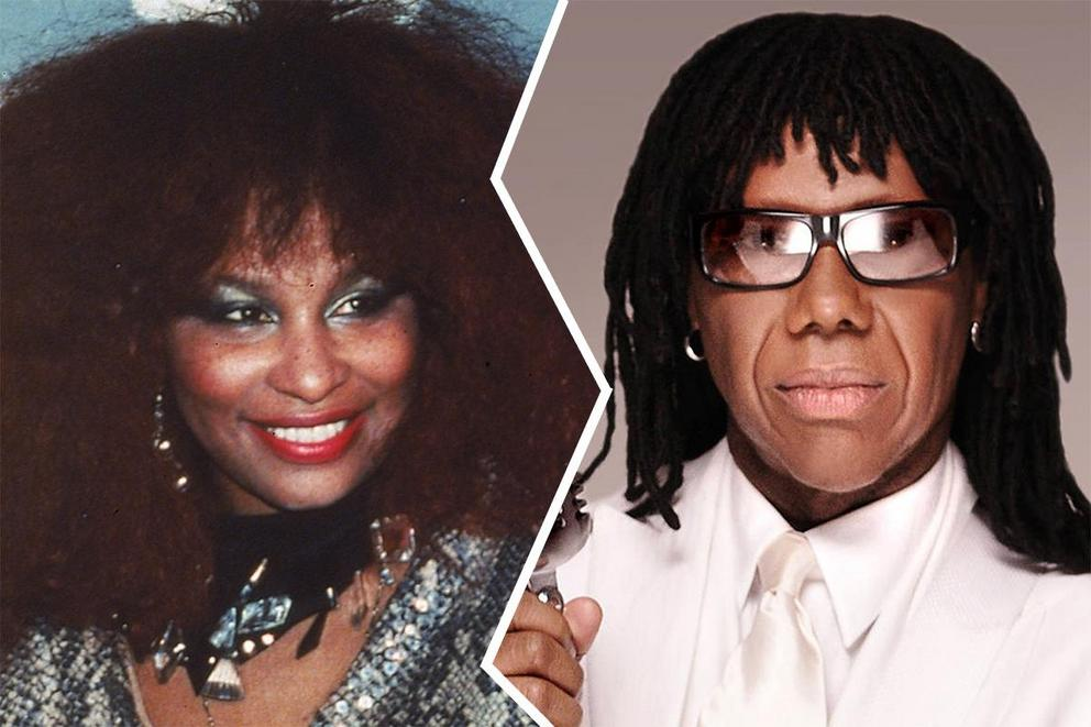 Who should be in the Hall of Fame: Chic or Chaka Khan?