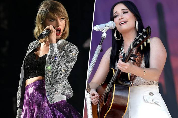 Favorite country-pop singer: Taylor Swift or Kacey Musgraves?