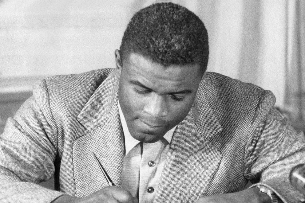 Would Jackie Robinson visit Donald Trump's White House as a player?
