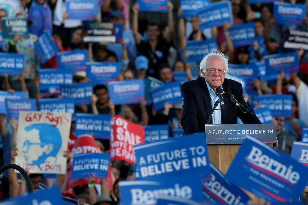 Sanders says he'll probably vote for Clinton. Will his supporters follow suit?