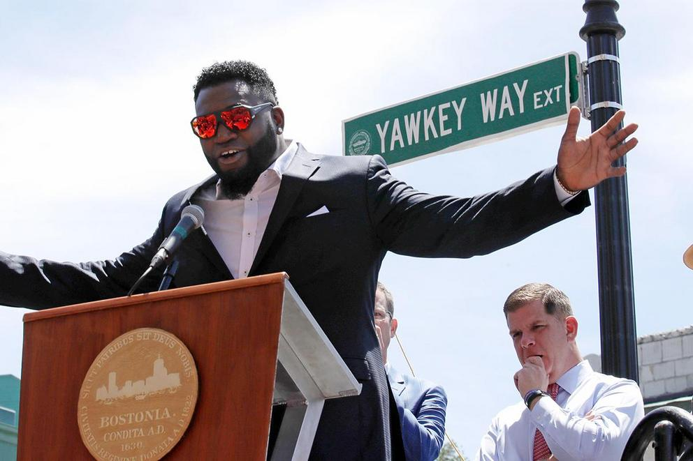 Should the city of Boston rename Yawkey Way?