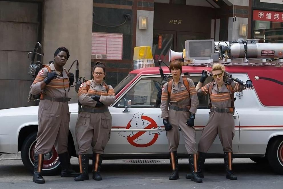 Does the second trailer make 'Ghostbusters' look like a better film?