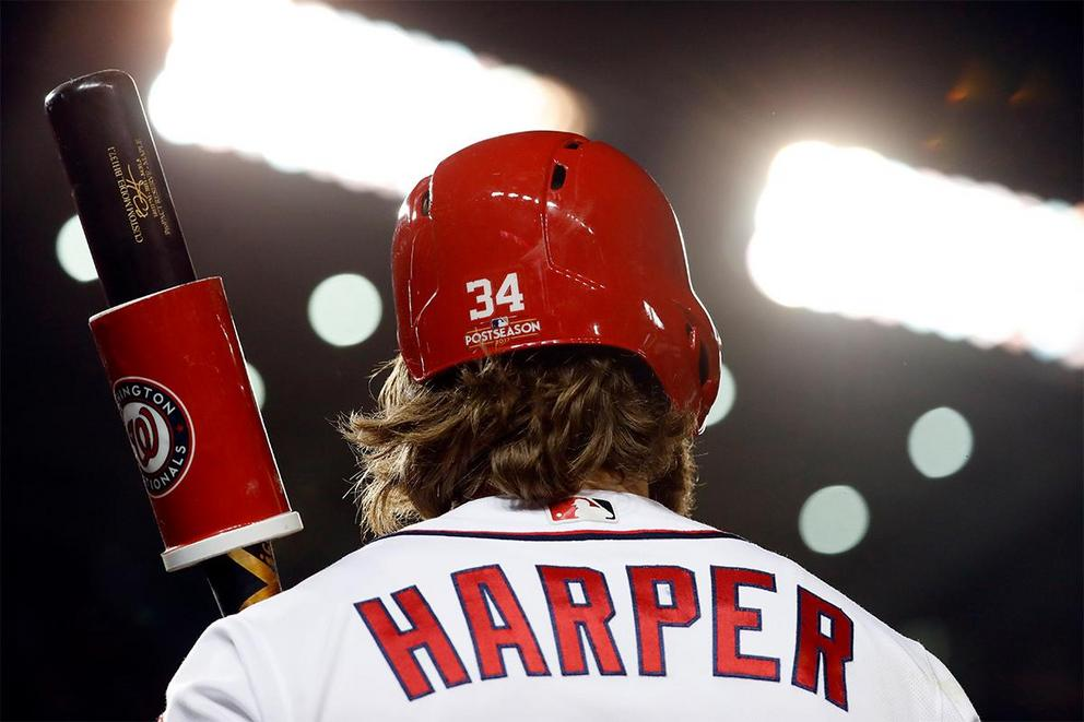 Will Bryce Harper stay with the Washington Nationals?