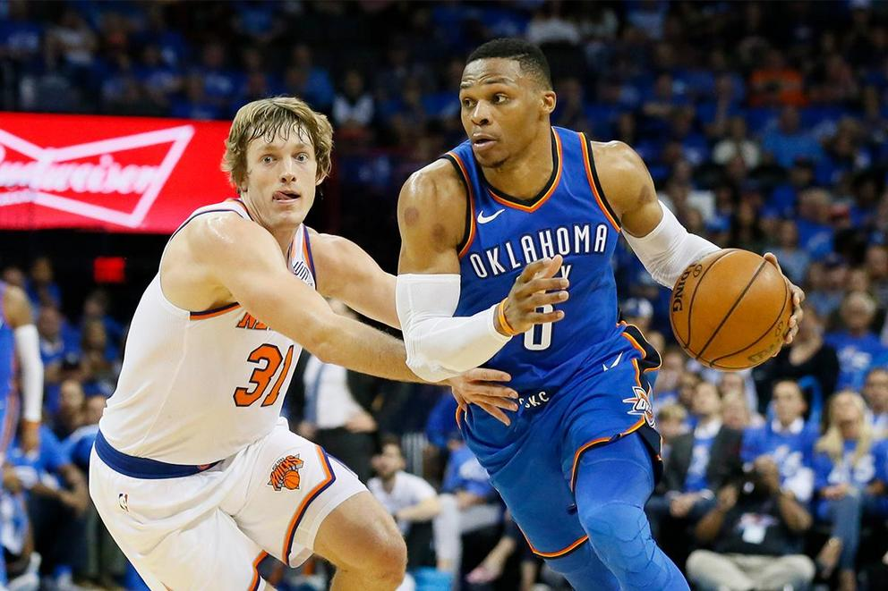 Can Russell Westbrook still average a triple-double for the 2017-2018 season?